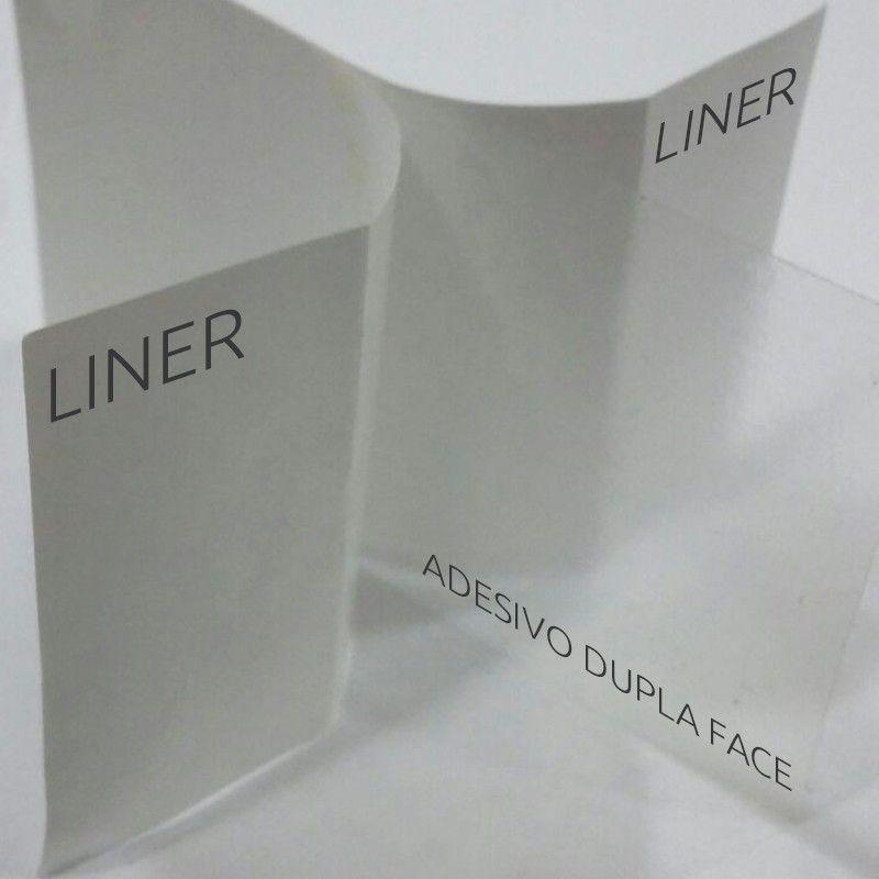 Adesivo Dupla Face Transparente  - TaColado