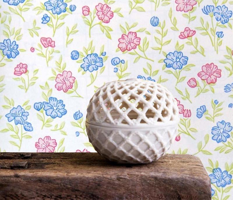 Adesivo Decorativo Flower 2  - TaColado