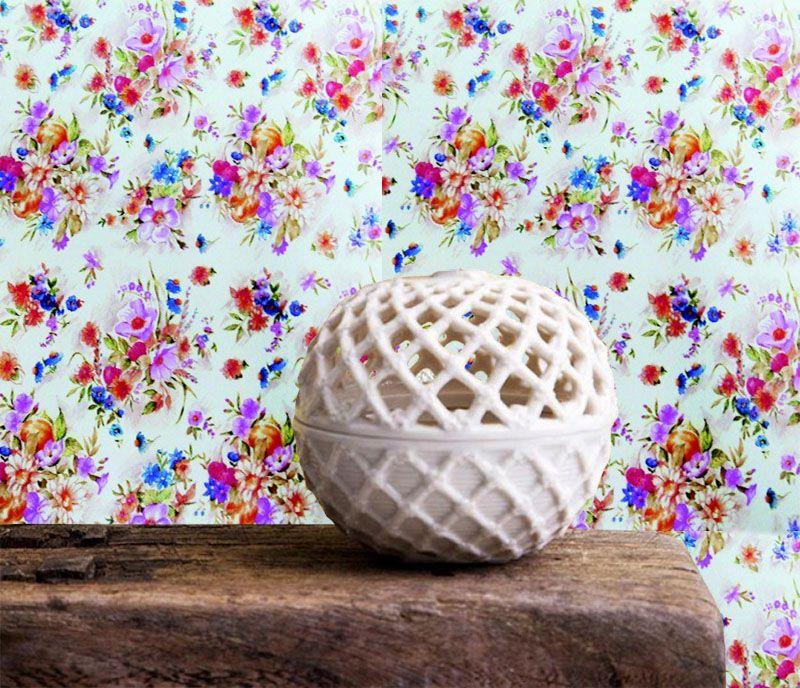 Adesivo para móveis Decorativo Flower 7