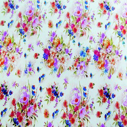 Outlet - Adesivo Decorativo Flower 7 0,45 x 2,00m  - TaColado