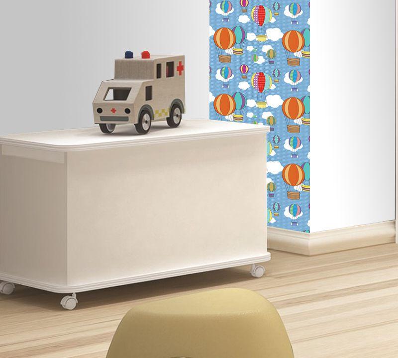 Adesivo para móveis Decorativo Balões  - TaColado