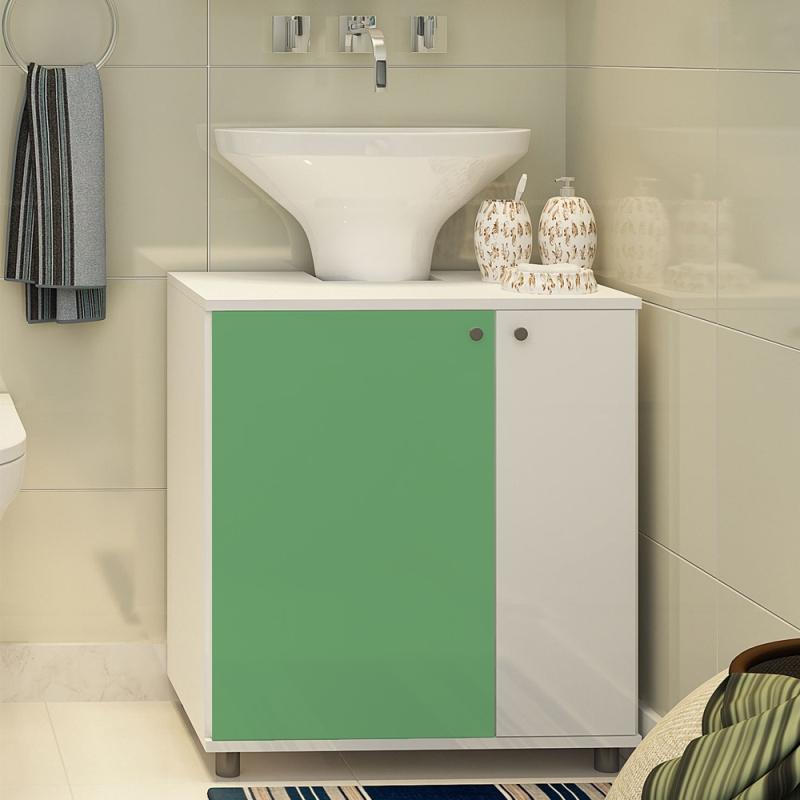 Adesivo Brilhante Verde Água  - TaColado