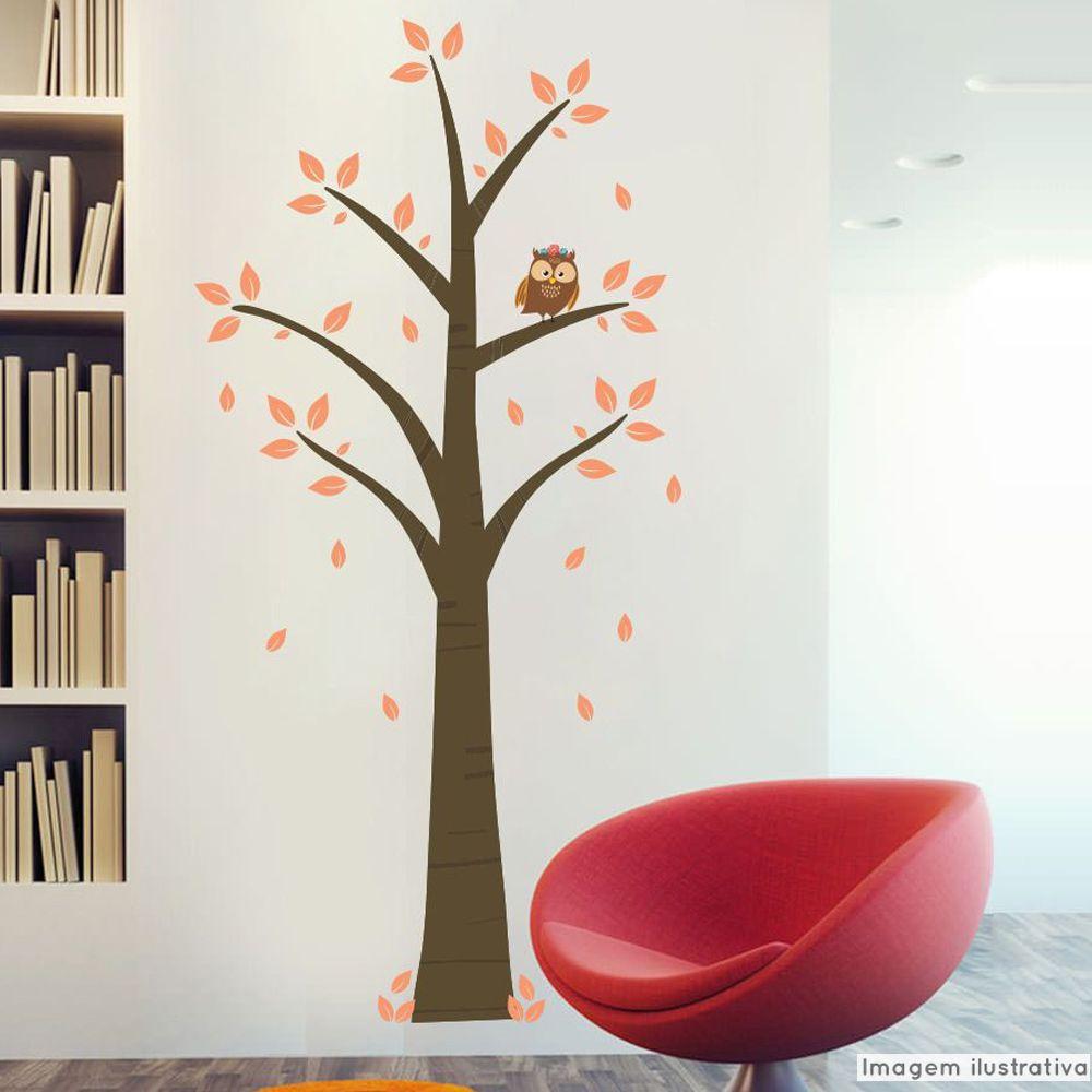 Adesivo Árvore Alfeneiro  - TaColado