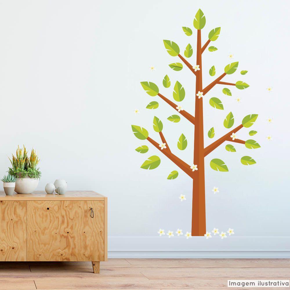 Adesivo Árvore Murta  - TaColado