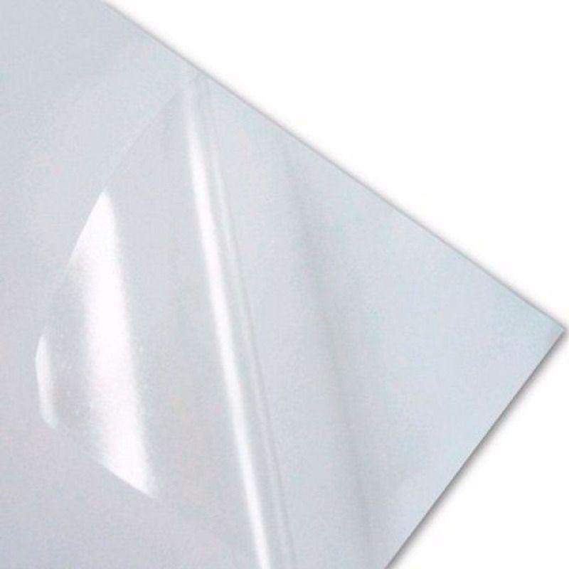 Adesivo para móveis Brilhante Transparente 0,20m  - TaColado