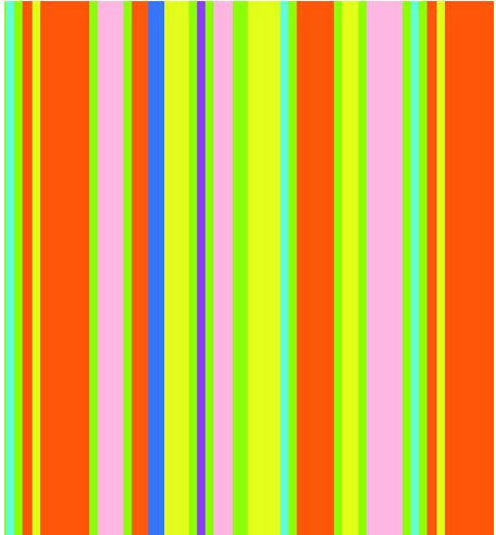 Adesivo Decorativo Arco Iris  - TaColado