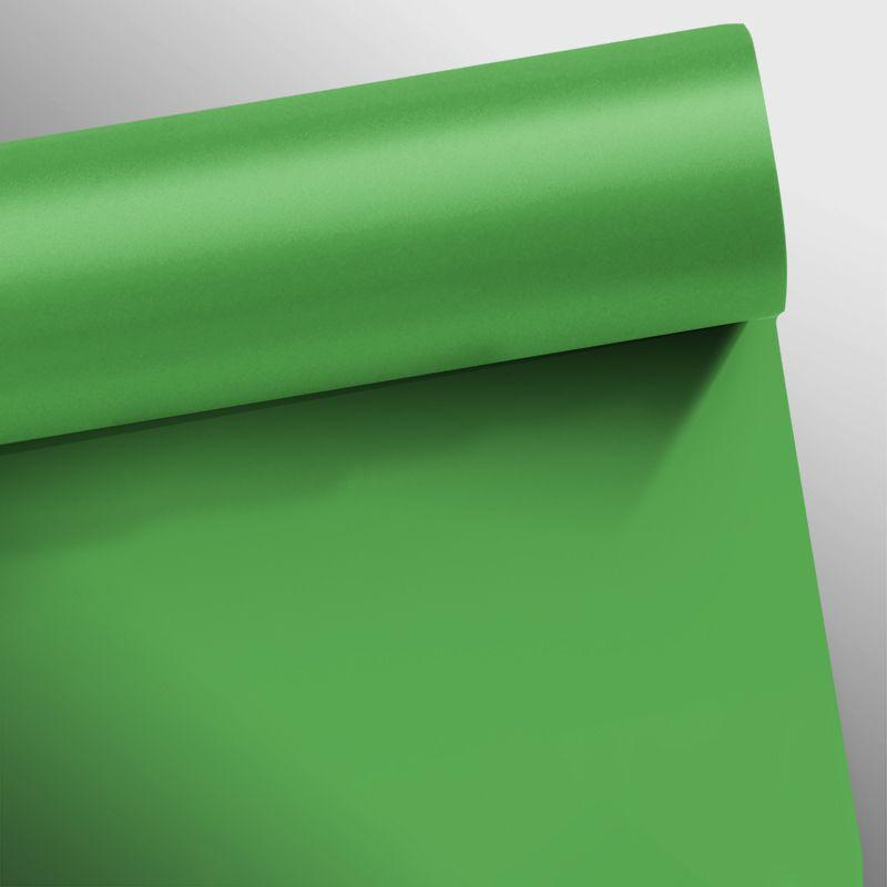 Adesivo para envelopamento automotivo Imprimax Gold Max Verde Grama 1,22m  - TaColado