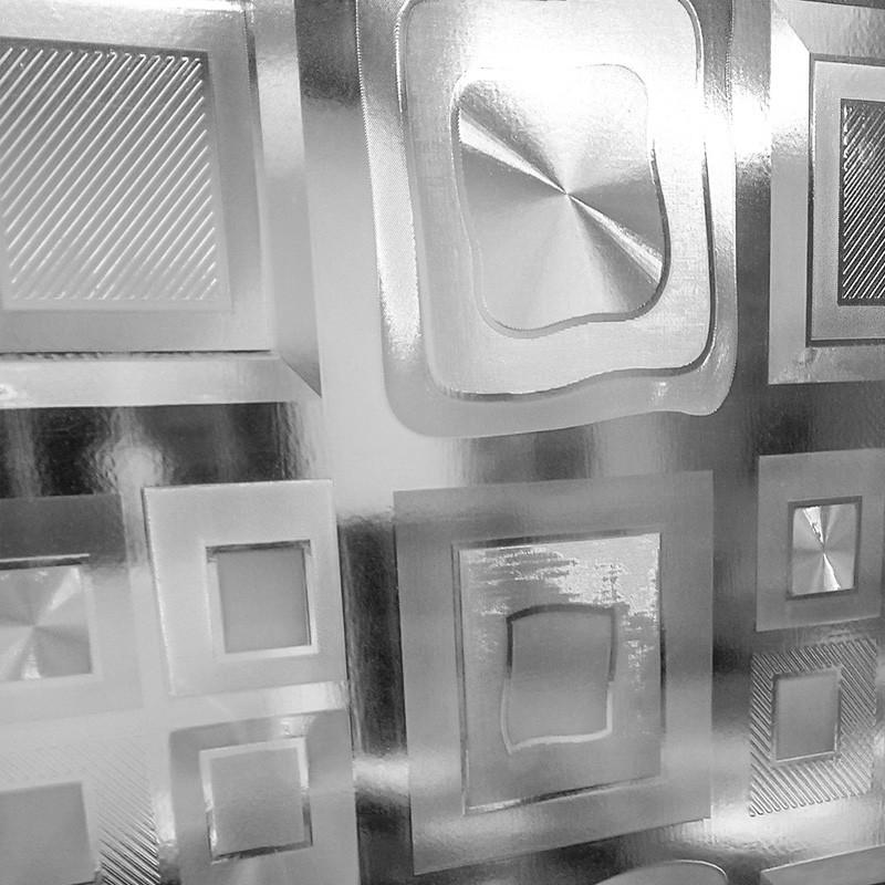 Adesivo Jateado para vidros Vision 1,00m  - TaColado