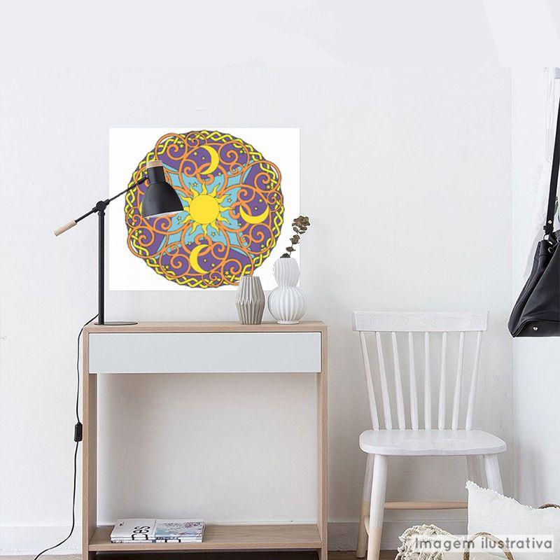 Adesivo para Colorir Sun Sky  - TaColado