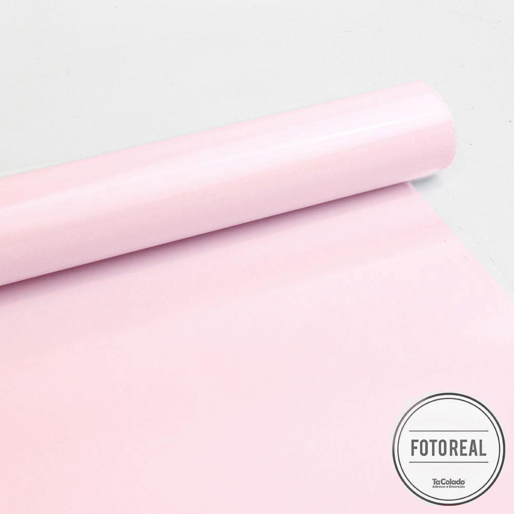 Adesivo Alltak Satin Pearl Pink 1,38m  - TaColado