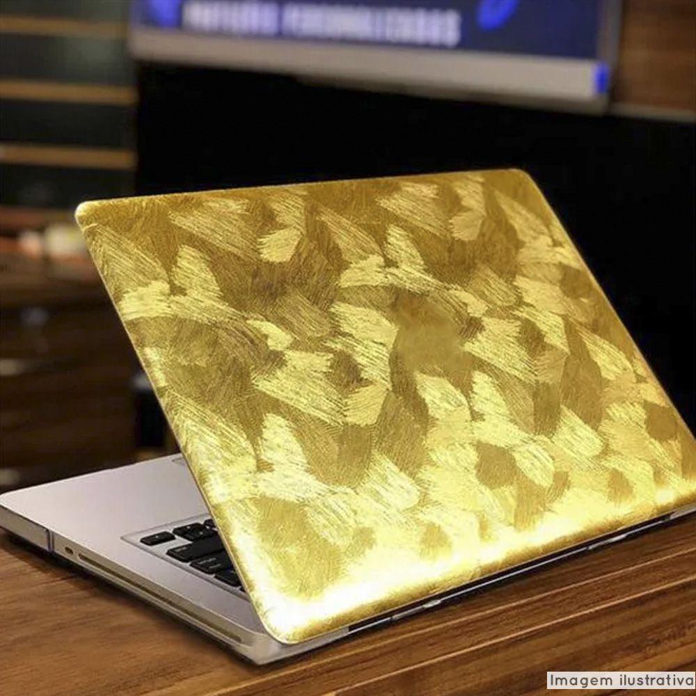 Adesivo para móveis Metallic Artistico Ouro 1,06m  - TaColado