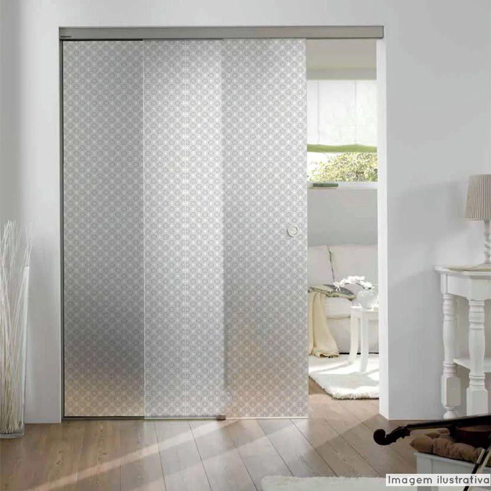 Adesivo Para Vidro Box Banheiro Jateado Decorado Esferas Prova D