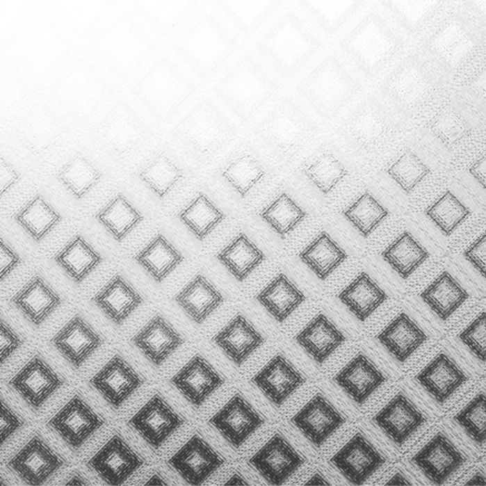 Adesivo Para Vidro Box Banheiro Jateado Losango 1,22m Prova D
