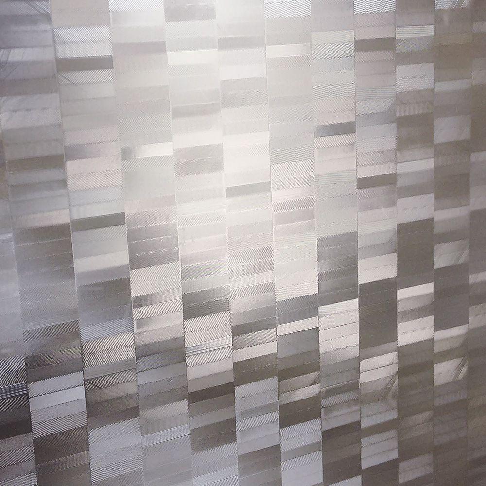 Outlet - Adesivo Jateado para vidros Pixel  - TaColado