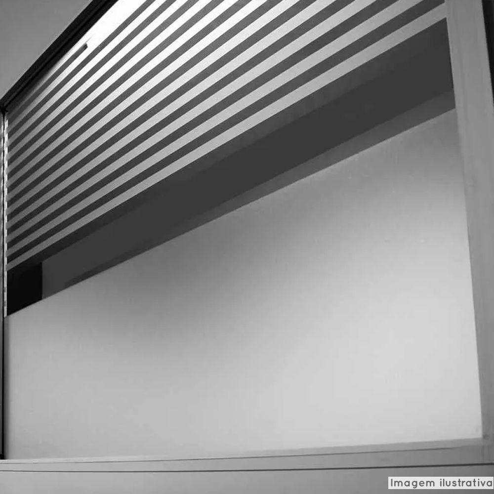 Adesivo Para Vidro Box Banheiro Jateado Perolizado 0,61m Prova D