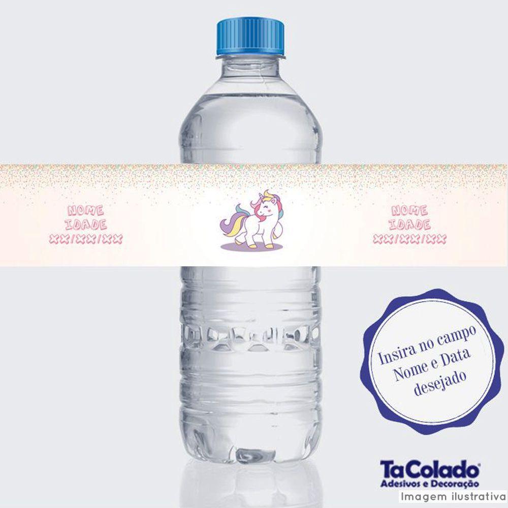 Adesivo Personalizado para Garrafa  - TaColado