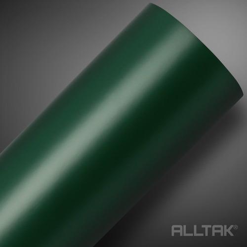Amostra Adesivo para Móveis Fosco Verde Militar  - TaColado