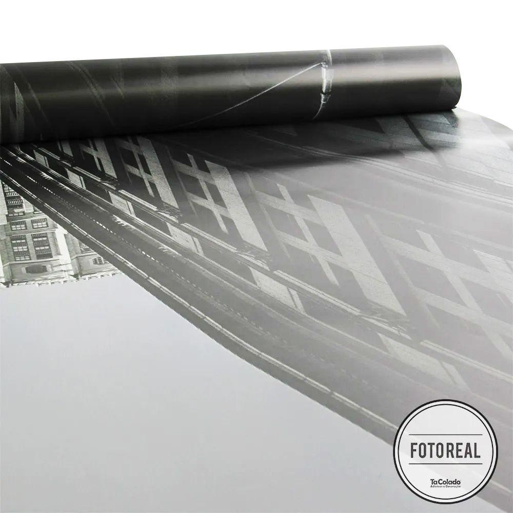 Promoção - Painel Adesivo Arranha Céu  - TaColado