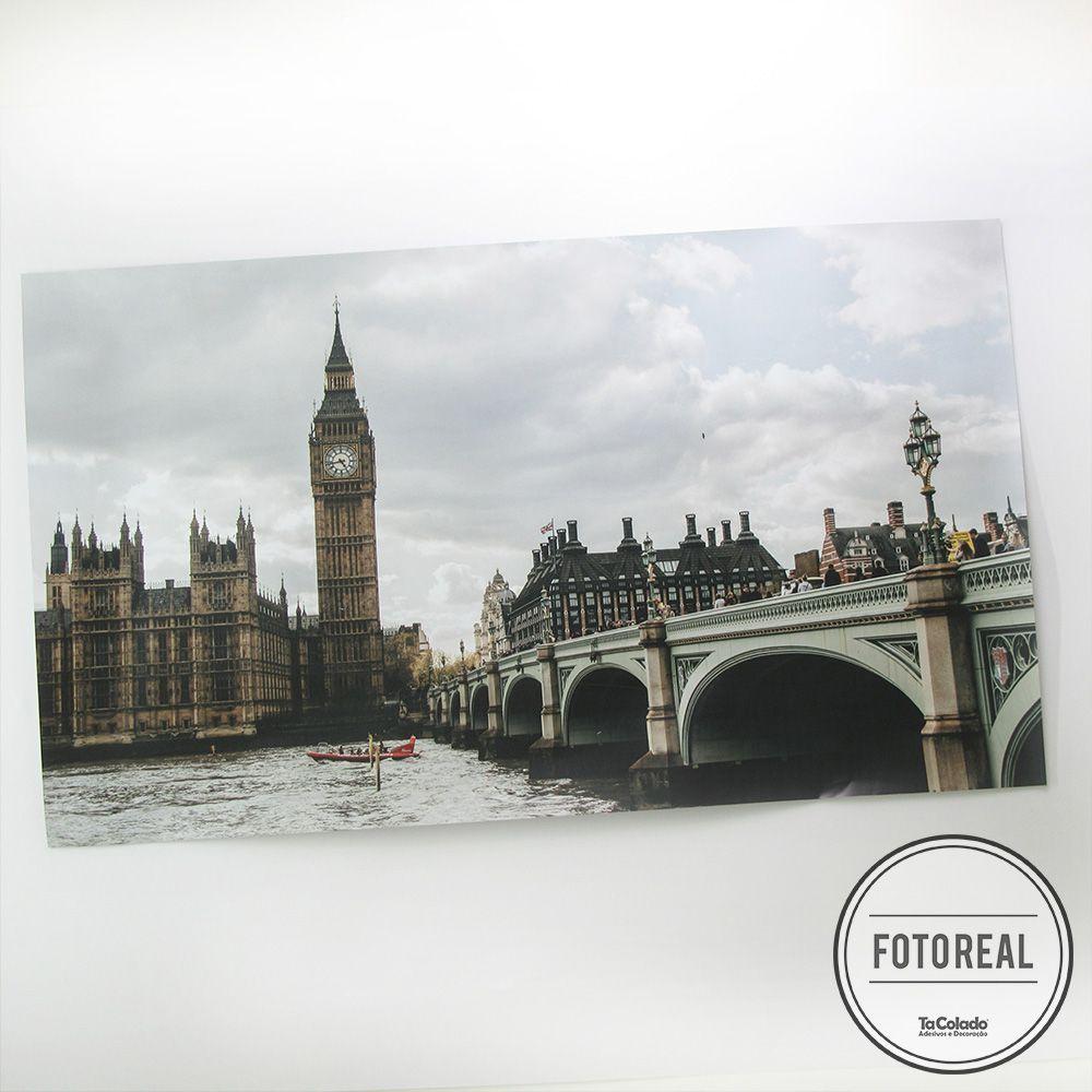 Promoção   - Painel Adesivo London  - TaColado