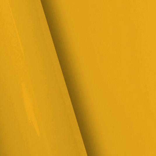 Adesivo Brilhante BR 7300 - 045 Amarelo Ouro 1,22m  - TaColado