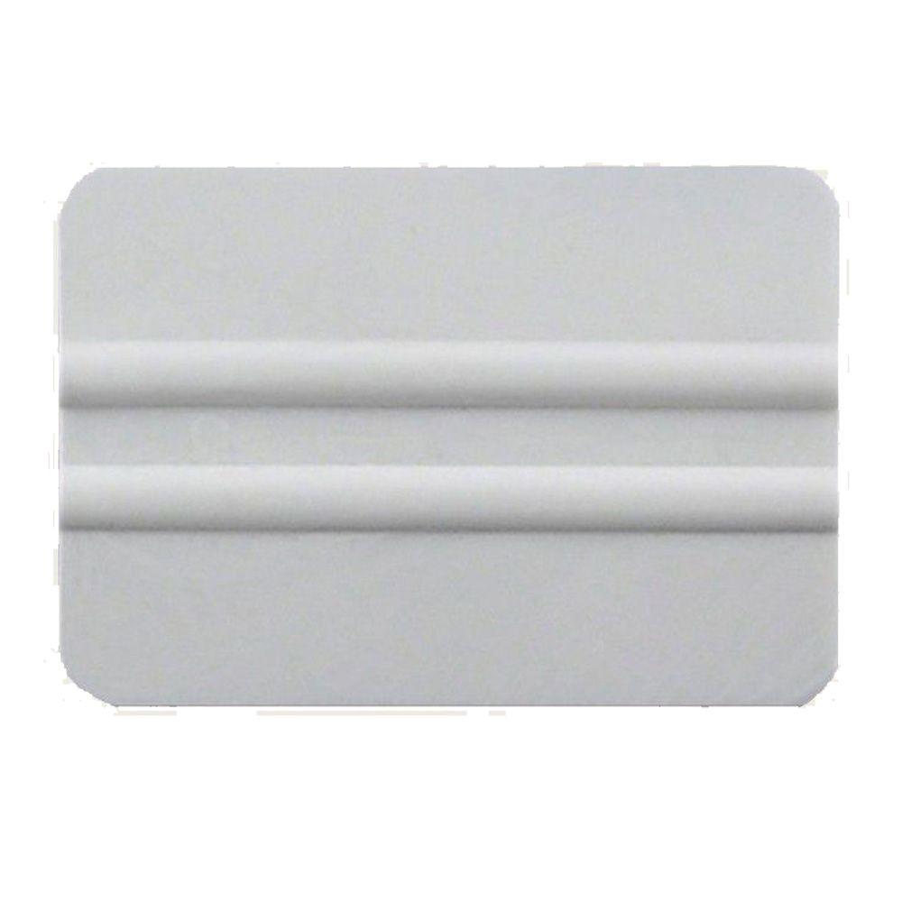 Espátula Branca para Aplicação de Adesivos  - TaColado
