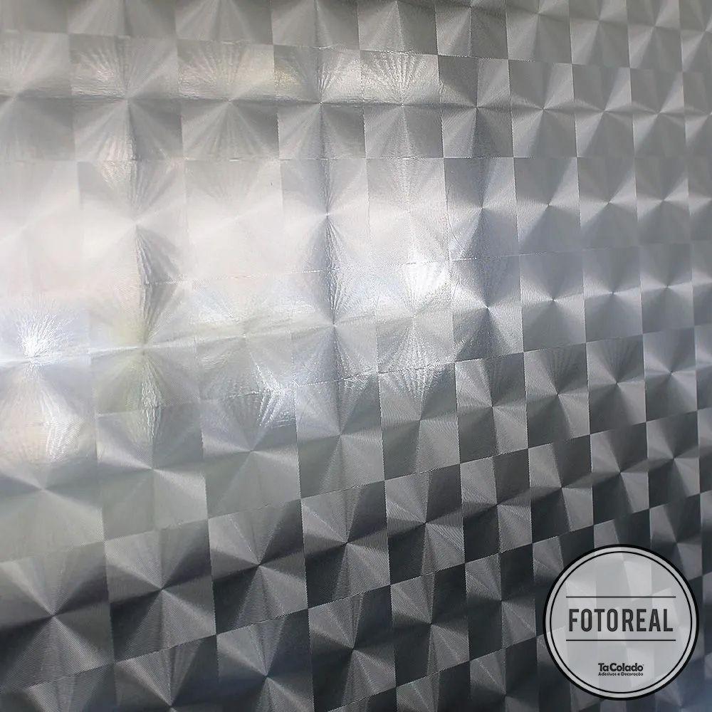 Faixa Jateada anti-impacto para vidros Dimension  - TaColado