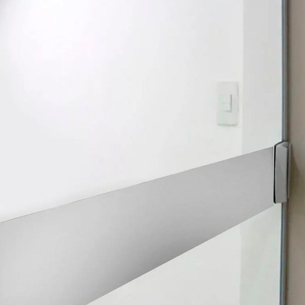 Faixa Jateada anti-impacto para vidros Perolizado  - TaColado