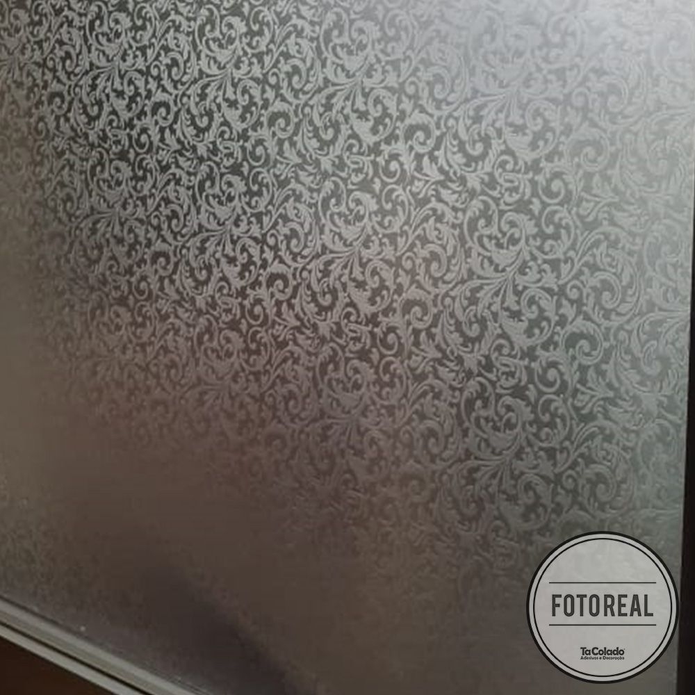 Faixa Jateada anti-impacto para vidros Condessa  - TaColado