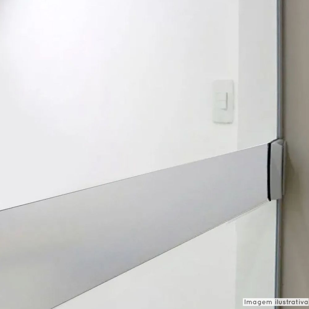 Faixa Jateada anti-impacto para vidros Cristal  - TaColado