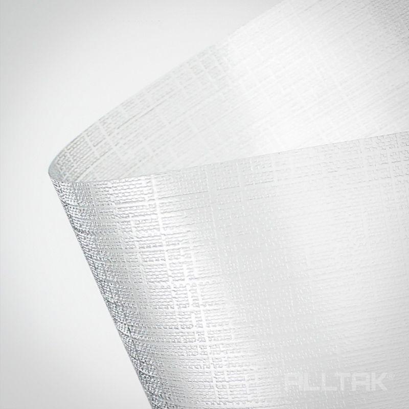 Faixa Jateada anti-impacto para vidros Linho  - TaColado