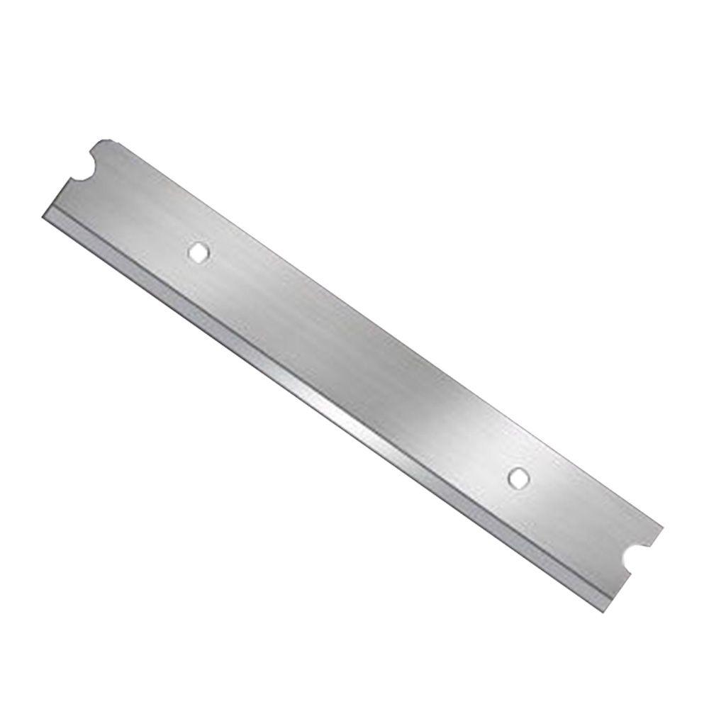 Lâmina Exfak para Raspador de Vidro Inox 100mm  - TaColado