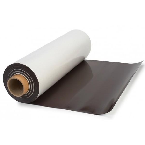 Manta Magnética Branca 0,4 mm  - TaColado