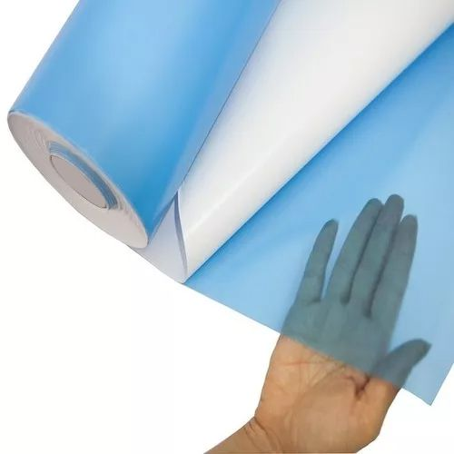 Máscara de Transferência Médio Tack Azul  - TaColado
