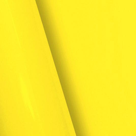 Adesivo Translúcido Brilhante MaxLux Amarelo Médio 1,22m  - TaColado