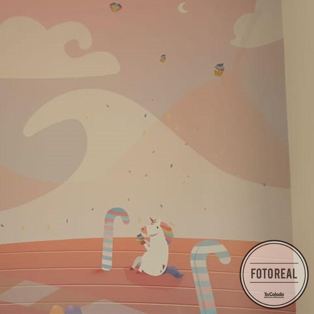 Mural Candy  - TaColado