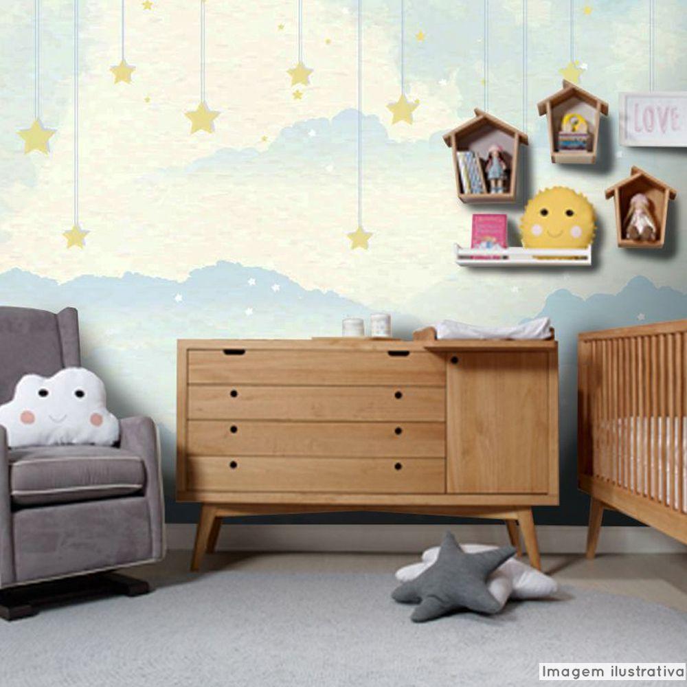 Mural Estrelas  - TaColado