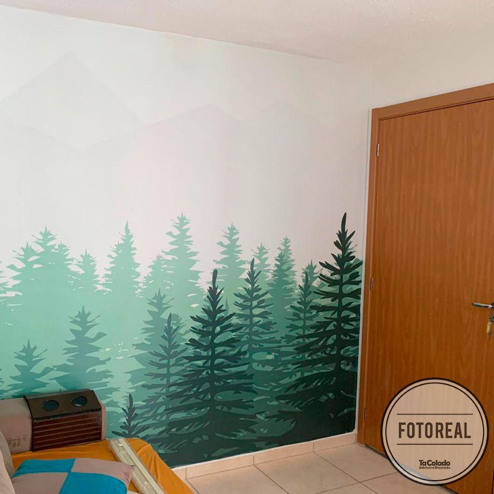 Mural Pinheiro  - TaColado