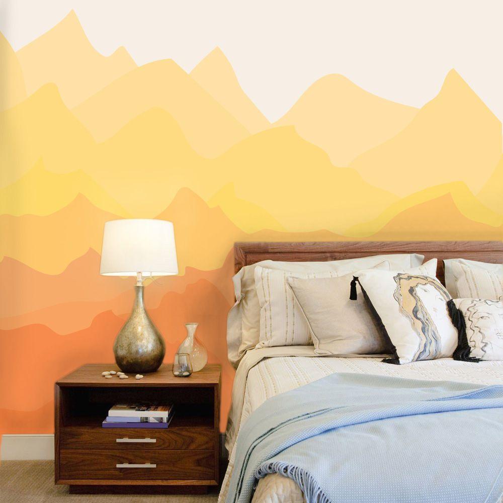 Promoção   - Mural Pôr do Sol 3,48 x 3,00m  - TaColado