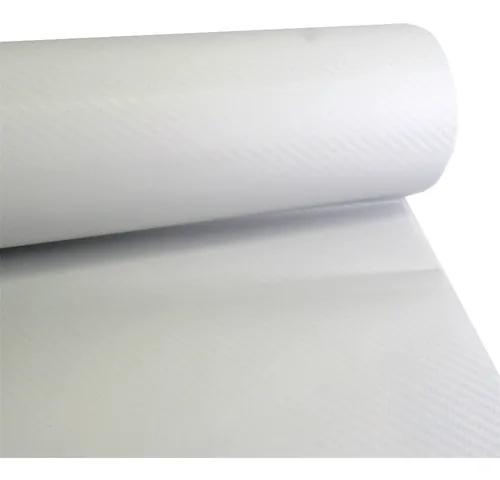 Outlet - Adesivo Jateado para Vidros Cristal Carbono 0,61x1,00m  - TaColado