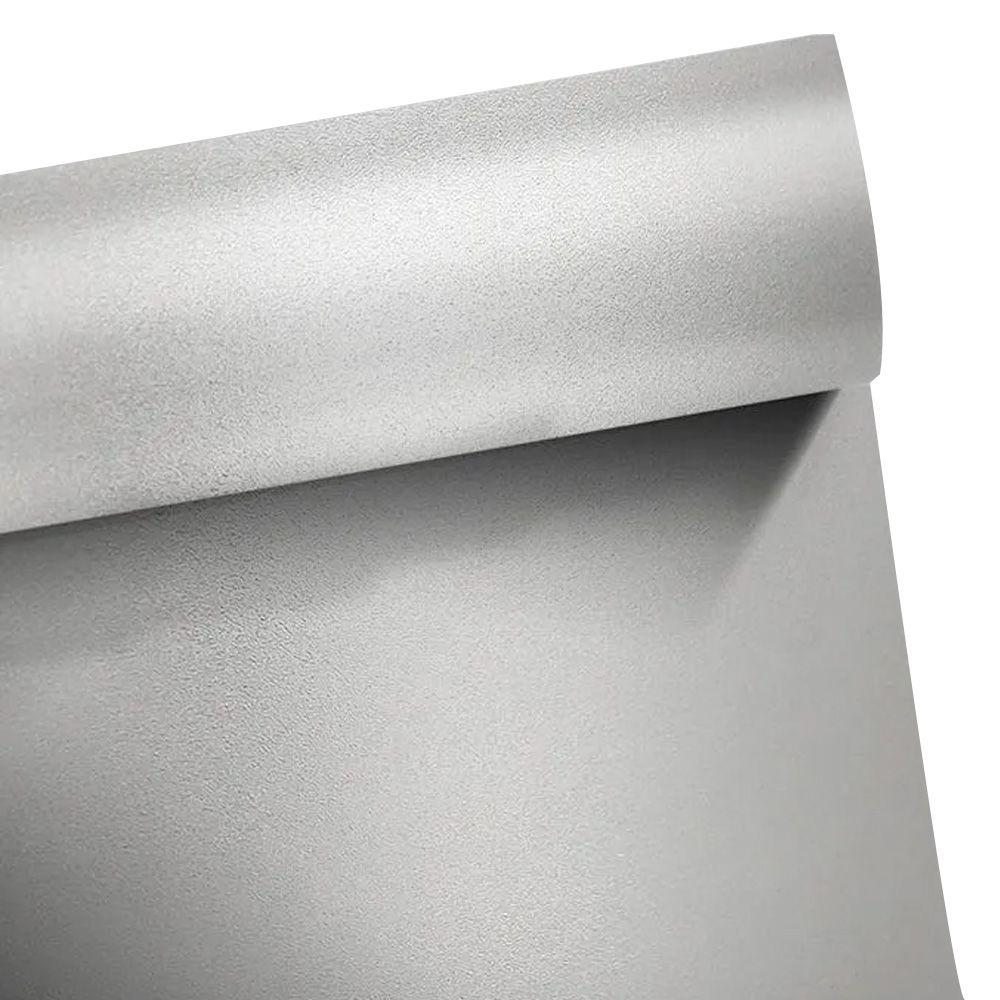 Outlet - Adesivo Jateado para Vidros Cristal 0,50m  - TaColado