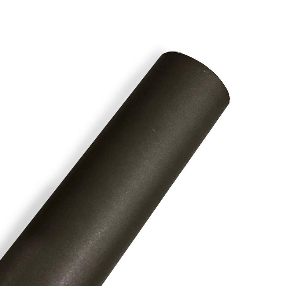 Outlet - Adesivo Jateado para Vidros Fume 0,61x0,60m  - TaColado