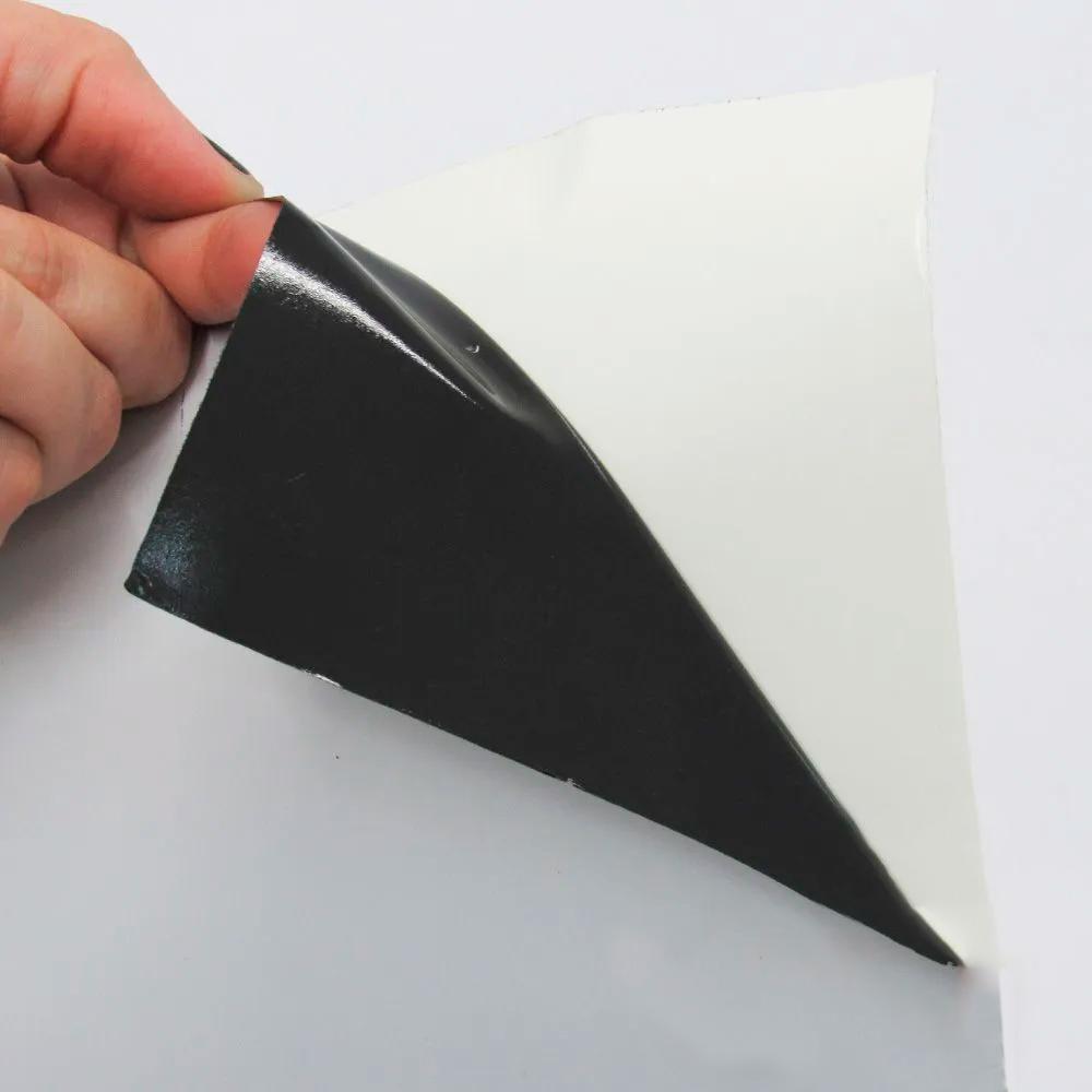 Outlet - Adesivo para Móveis Fosco Branco Bloqueador 0,50m  - TaColado