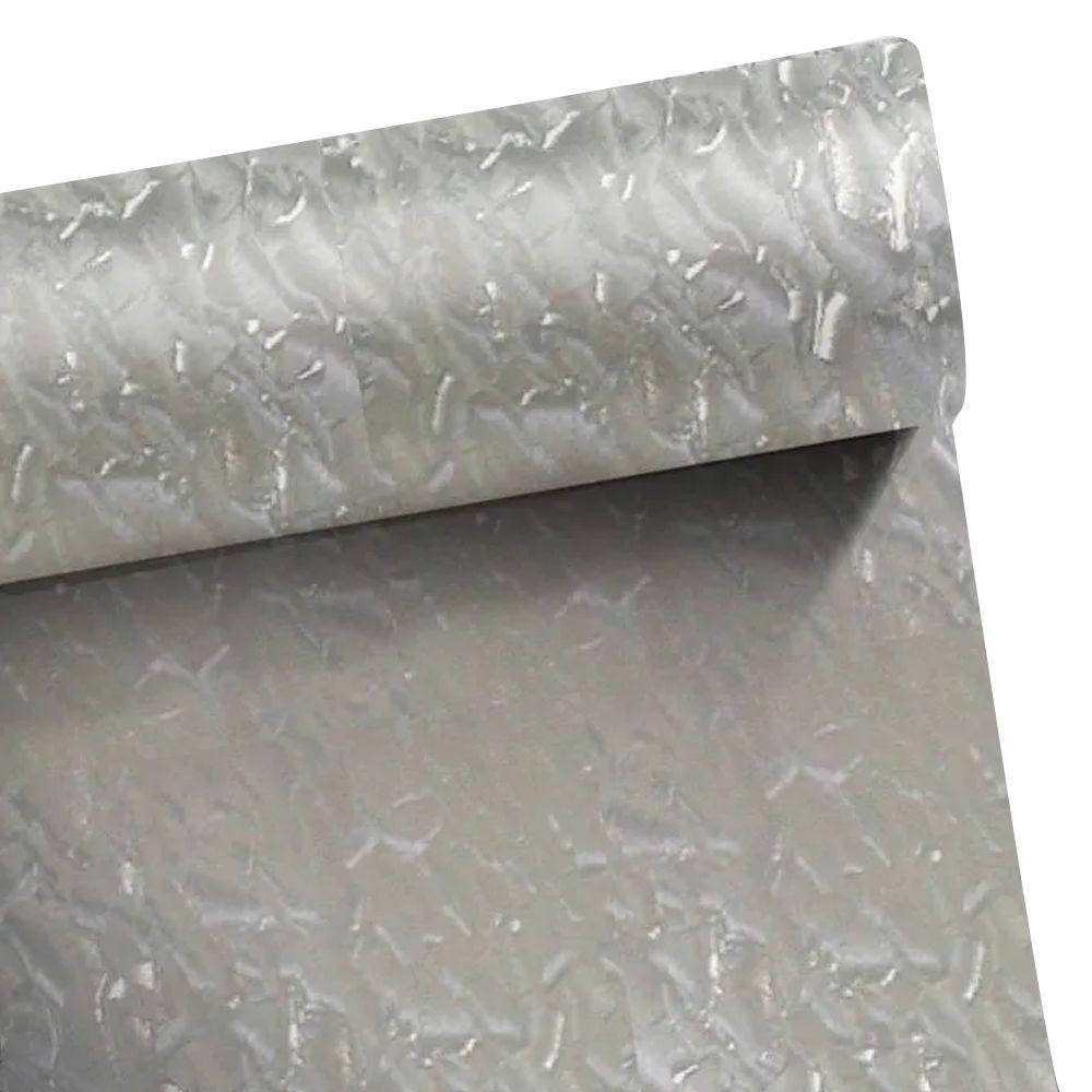 Outlet - Adesivo Para Vidro Box Banheiro Jateado Orion  - TaColado