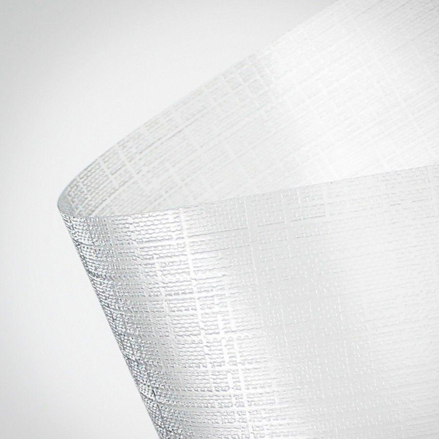 Outlet - Adesivo Para Vidro Jateado Linho 0,61m  - TaColado