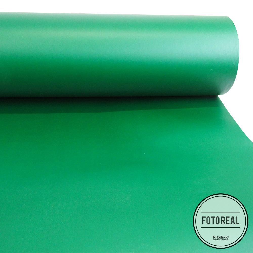 Outlet - Adesivo Translúcido Max Lux Verde Bandeira 0,61x1,00m  - TaColado