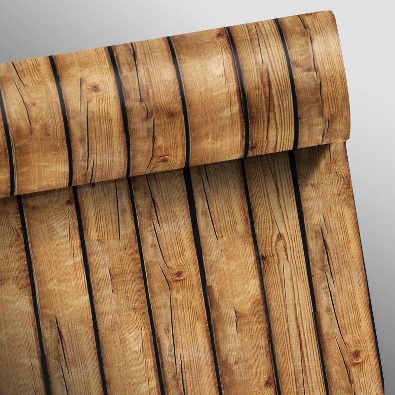 Outlet- Papel de Parede Madeira Maple 0,58x2,70m  - TaColado