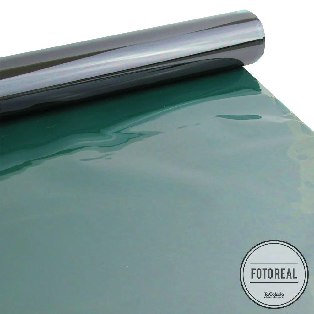 Outlet - Película Solar Natural Verde G20 0,75m  - TaColado