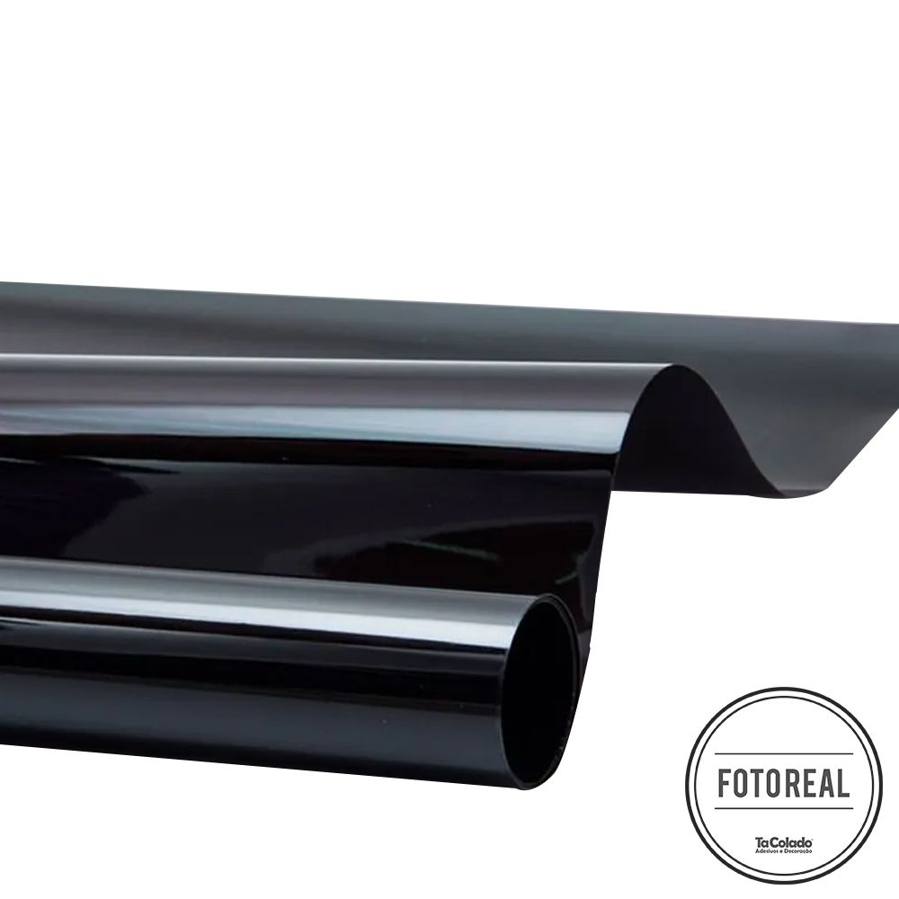Outlet - Película Solar Titanium Grafite G20 0,75x2,00m  - TaColado