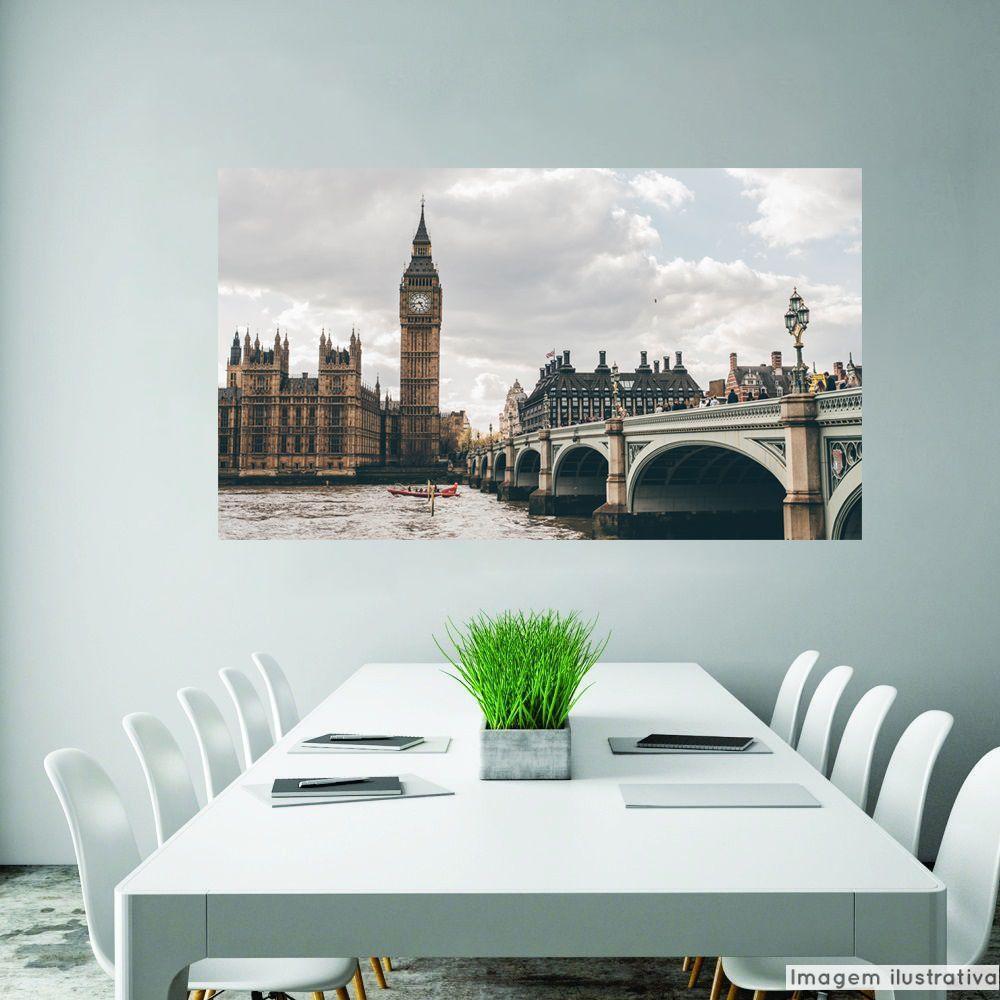 Painel Adesivo London  - TaColado