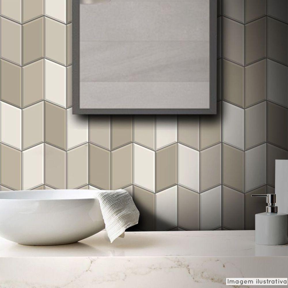 Papel de Parede Azulejo para Cozinha Tile - Várias Cores  - TaColado